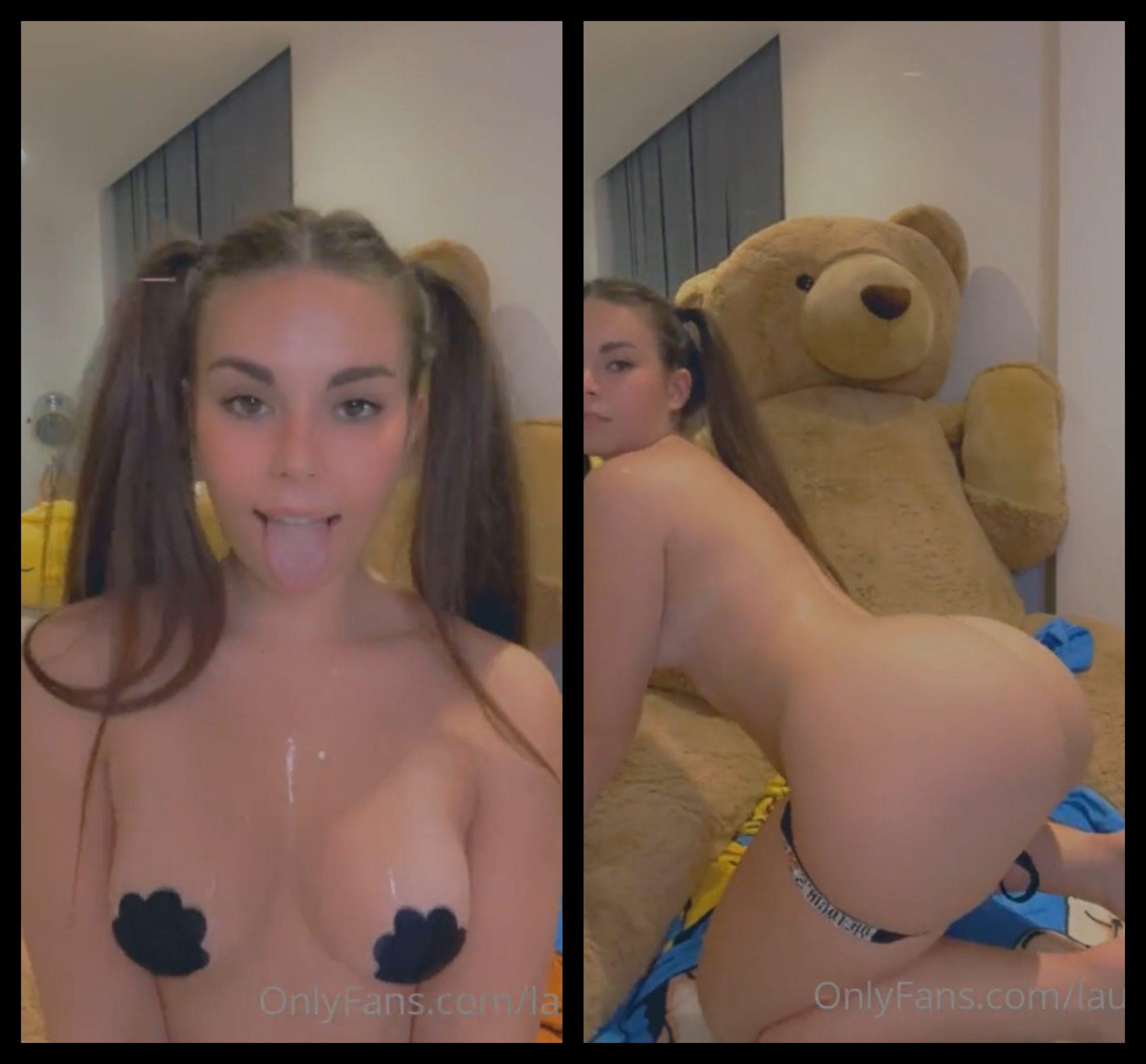 Lauren Alexis Nude Teasing Video Leaked